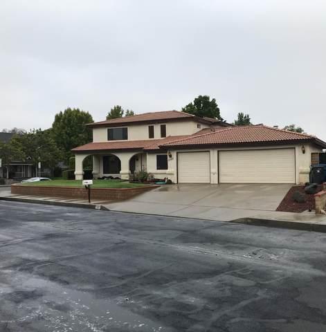 1207 E Fesler Street, Santa Maria, CA 93454 (MLS #20002413) :: The Epstein Partners