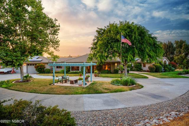 851 Adobe Creek Road, Solvang, CA 93463 (MLS #21000756) :: The Epstein Partners
