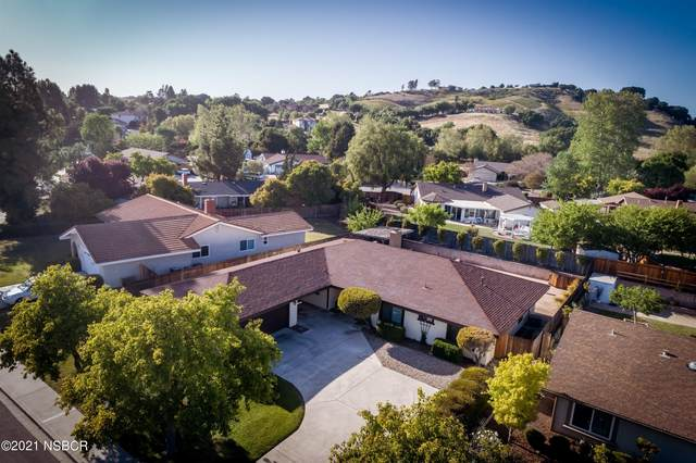 2115 Creekside Drive, Solvang, CA 93463 (MLS #21000858) :: The Epstein Partners