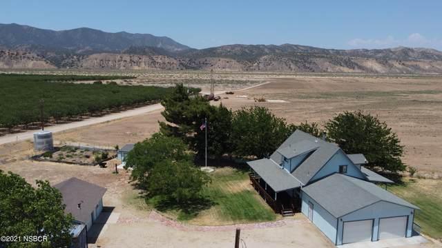 60 La Panza, Cuyama, CA 93254 (MLS #21001333) :: The Epstein Partners