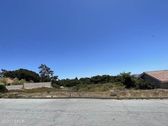 470 Oak Hill Drive, Lompoc, CA 93436 (MLS #21001363) :: The Epstein Partners