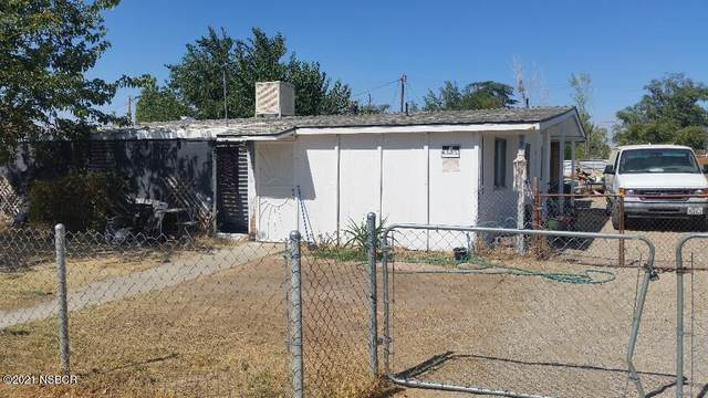4886 Morales Avenue, New Cuyama, CA 93254 (MLS #21002144) :: The Epstein Partners