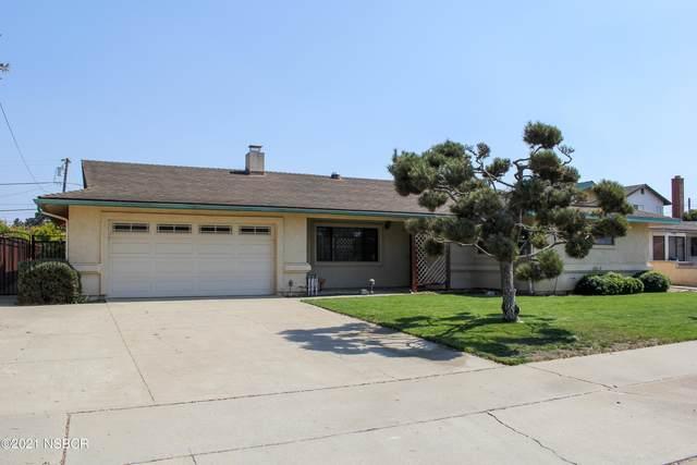 4456 Dancer Avenue, Santa Maria, CA 93455 (MLS #21002265) :: The Epstein Partners
