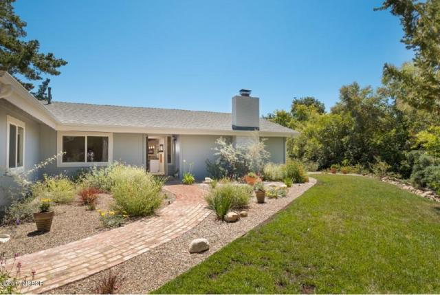 3296 Glengary Road, Santa Ynez, CA 93460 (MLS #1700771) :: The Epstein Partners