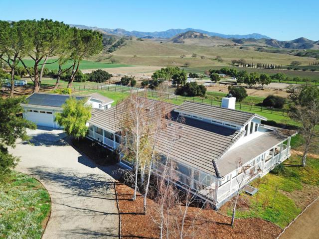 1860 View Drive, Santa Ynez, CA 93460 (MLS #18000617) :: The Epstein Partners