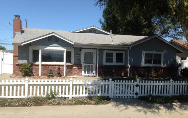 1029 N O Street, Lompoc, CA 93436 (MLS #18002644) :: The Epstein Partners