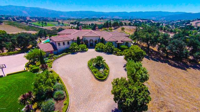 1900 Adobe Canyon Road, Solvang, CA 93463 (MLS #20002311) :: The Epstein Partners