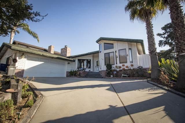 1814 Alma Court, Grover Beach, CA 93433 (MLS #20002415) :: The Epstein Partners
