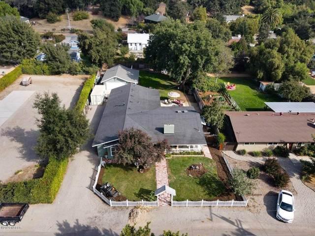 1774 Cottonwood Street, Solvang, CA 93463 (MLS #20002420) :: The Epstein Partners