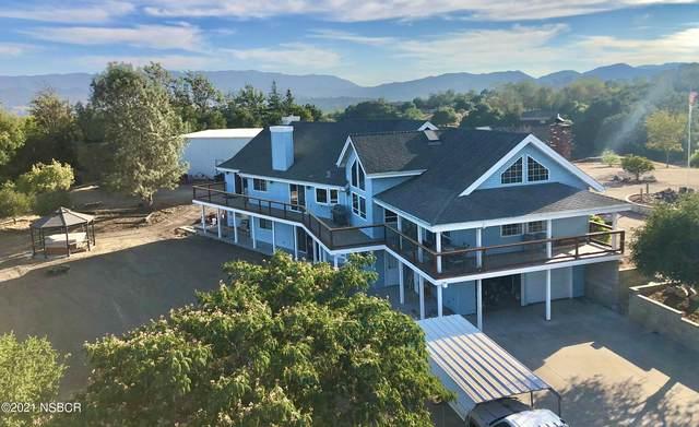 1235 Dove Meadow Road, Solvang, CA 93463 (MLS #21001842) :: The Epstein Partners