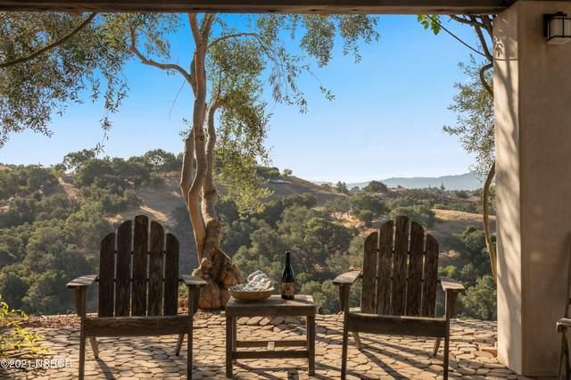 3623 Oak View Road, Santa Ynez, CA 93460 (MLS #21001602) :: The Epstein Partners