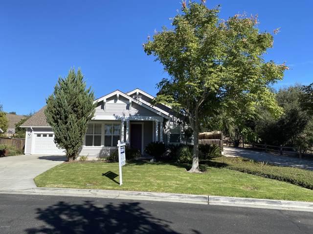 349 Savanna Drive, Los Alamos, CA 93440 (MLS #20002498) :: The Epstein Partners