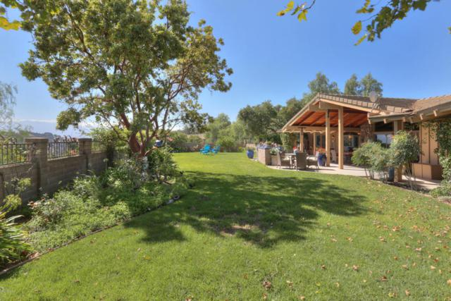 4001 Long Valley Road, Santa Ynez, CA 93460 (MLS #1701795) :: The Epstein Partners