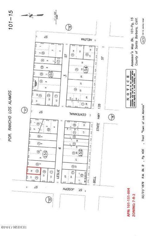 00 St Joseph, Los Alamos, CA 93440 (MLS #1701964) :: The Epstein Partners