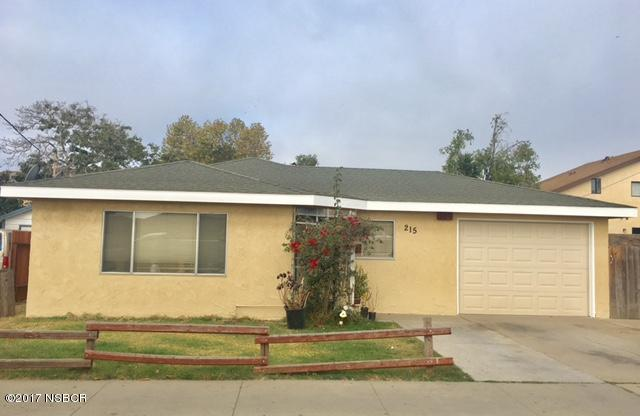 215 N Western Avenue, Santa Maria, CA 93458 (MLS #1702021) :: The Epstein Partners