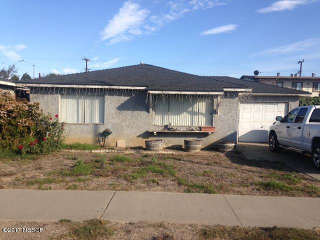 332 N O Street, Lompoc, CA 93436 (MLS #1702356) :: The Epstein Partners