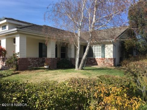 555 Meadow View Drive, Buellton, CA 93427 (MLS #18000648) :: The Epstein Partners