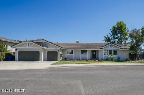 1008 Robin Circle, Arroyo Grande, CA 93420 (MLS #18002576) :: The Epstein Partners