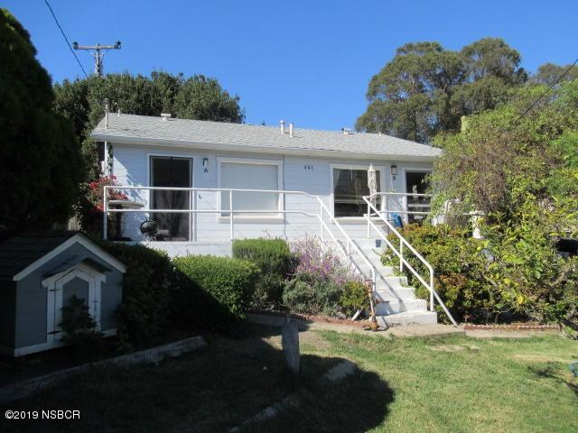 481 Ocean View Avenue, Pismo Beach, CA 93449 (MLS #19000381) :: The Epstein Partners