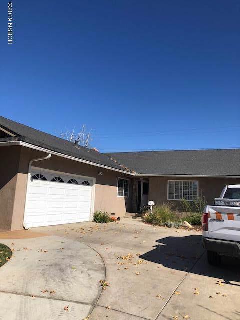 1408 N School Street, Santa Maria, CA 93454 (#19002930) :: DSCVR Properties - Keller Williams