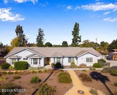 1140 Deer Trail Lane, Solvang, CA 93463 (MLS #19003019) :: The Epstein Partners