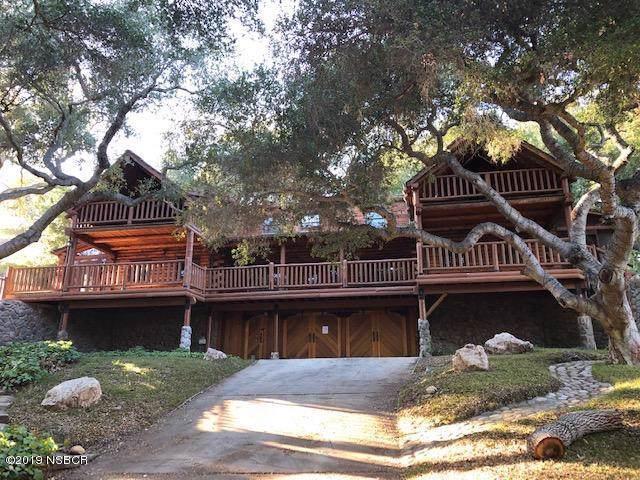 3475 W Oak Trail Road, Santa Ynez, CA 93460 (MLS #19003182) :: The Epstein Partners