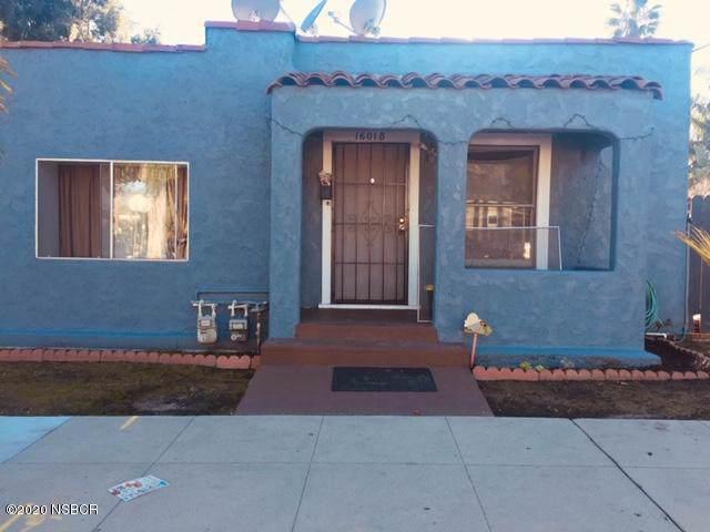 1601 Chino Street, Santa Barbara, CA 93101 (MLS #20000215) :: The Epstein Partners