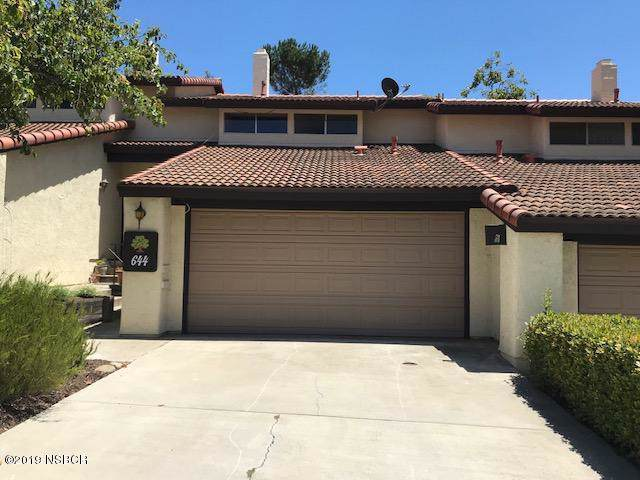644 Floral Drive, Solvang, CA 93463 (MLS #20000248) :: The Epstein Partners