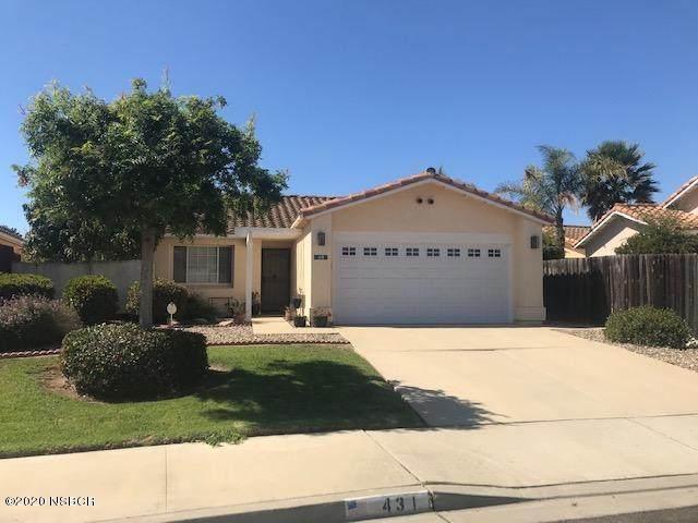431 Playa Blanca Street, Santa Maria, CA 93455 (MLS #20000450) :: The Epstein Partners