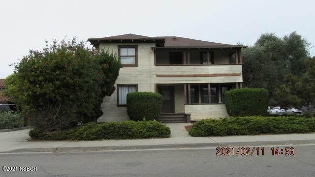 803 W Walnut Avenue, Lompoc, CA 93436 (MLS #21000337) :: The Epstein Partners