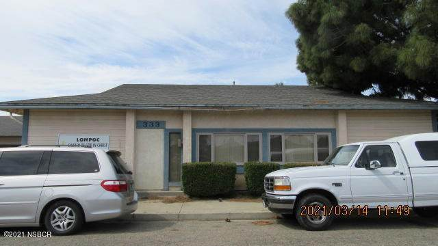 333 N Second Street, Lompoc, CA 93436 (MLS #21000668) :: The Epstein Partners