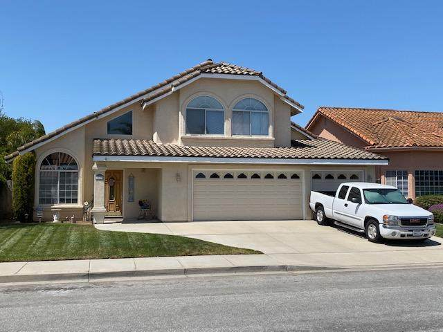 1500 Corsica Drive, Santa Maria, CA 93455 (MLS #21001081) :: The Epstein Partners