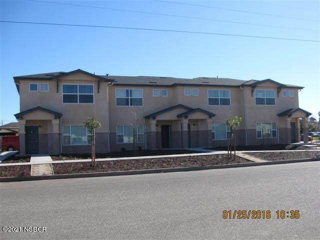 511 W Boone Street A, Santa Maria, CA 93458 (MLS #21002163) :: The Epstein Partners