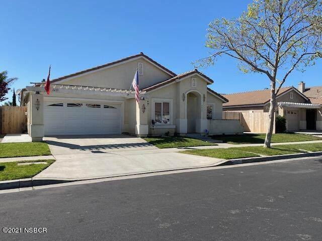 2435 Divide Way, Santa Maria, CA 93458 (MLS #21002273) :: The Epstein Partners