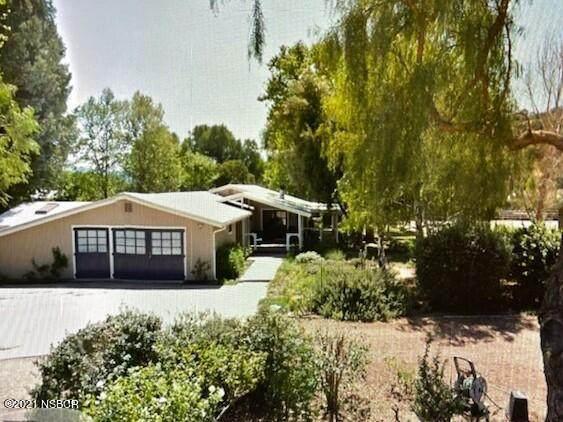 2110 Railway Avenue, Los Olivos, CA 93441 (MLS #21002477) :: The Epstein Partners