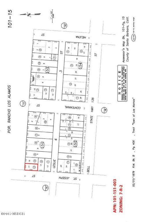 0 St Joseph, Los Alamos, CA 93440 (MLS #1701956) :: The Epstein Partners