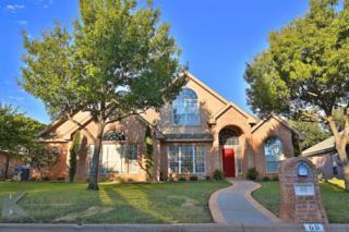60 Pebble Beach Street, Abilene, TX 79606 (MLS #13481371) :: The Harbin Properties Team