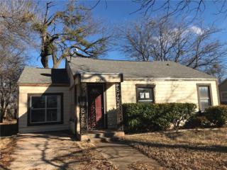 3310 S 6th Street, Abilene, TX 79605 (MLS #13523389) :: The Harbin Properties Team