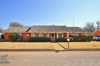 603 Kelley Street, Stamford, TX 79553 (MLS #13523486) :: The Harbin Properties Team