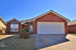 3125 Birch Drive, Abilene, TX 79606 (MLS #13523775) :: The Harbin Properties Team