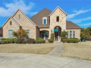 6100 Lake Shore Drive, Fort Worth, TX 76179 (MLS #13524503) :: The Mitchell Group