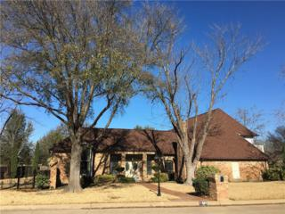 201 Oakmont Drive, Trophy Club, TX 76262 (MLS #13527836) :: The Mitchell Group