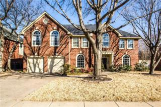 4006 Stone Brooke Drive, Grapevine, TX 76051 (MLS #13533067) :: The Mitchell Group