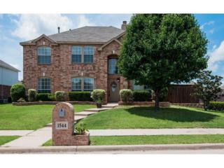 1544 Mountain Laurel Drive, Keller, TX 76248 (MLS #13534340) :: The Mitchell Group