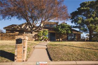 2918 Woodlake Drive, Abilene, TX 79606 (MLS #13537372) :: The Harbin Properties Team