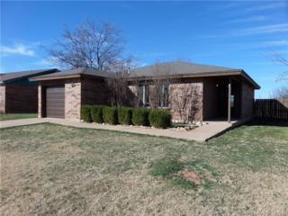 802 Presidio Drive, Abilene, TX 79605 (MLS #13537620) :: The Harbin Properties Team