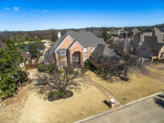 8103 Montpelier Way, Colleyville, TX 76034 (MLS #13538735) :: The Mitchell Group