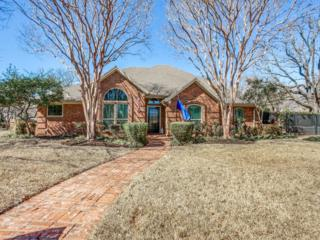 826 Runnymede Road, Keller, TX 76248 (MLS #13539506) :: The Mitchell Group
