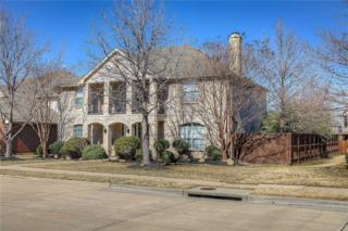 5504 Glenview Lane, The Colony, TX 75056 (MLS #13539872) :: The Cheney Group