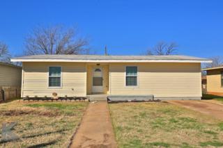 1126 Burger Street, Abilene, TX 79603 (MLS #13541077) :: The Harbin Properties Team